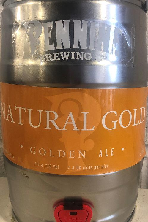 Natural Gold (Mini keg )