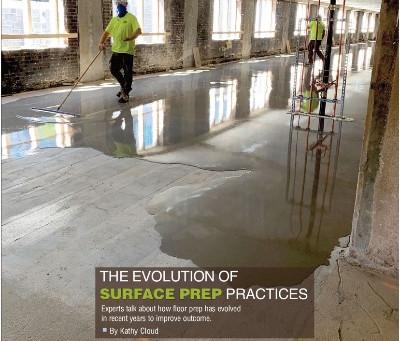 The Evolution of Floor Prep