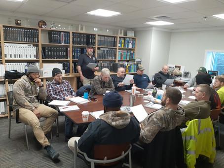 ICRA training promoted