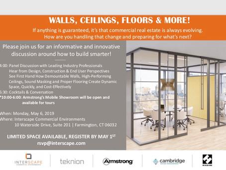 Walls, Ceilings, Floors & More