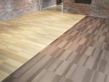 Flooring Adds Warmth
