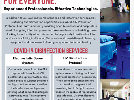 Disinfection Protocol