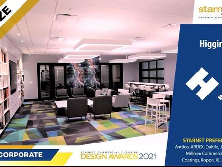2021 Starnet Design Awards