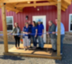 Picture of Summerhill Brewing's ribbon cutting ceremony