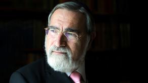 "A Tribute to Rabbi Lord Jonathan Sacks z""l - The Global Rabbi"
