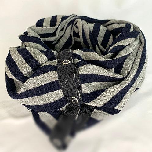 snap scarf