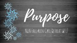 2017 Purpose Cover