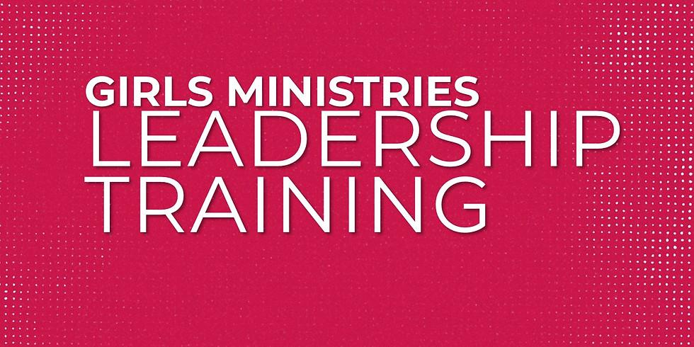 NCN Girls Ministries Leadership Training