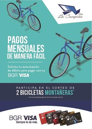 PAGOS MENSUALES DE MANERA FÁCIL