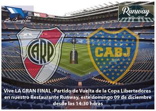 La Gran Final - Partido de Vuelta Copa Libertadores