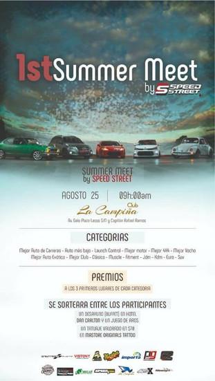 Exposición de vehículos clásicos y modificados
