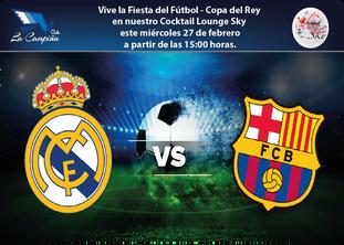 Vive la Fiesta del Fútbol - Copa del Rey