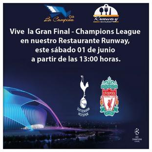 Gran Final - Champions League