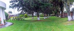 areas verdes club la campina