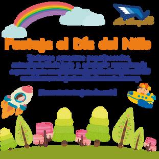 Festeja  junto a nosotros  el Día del Niño