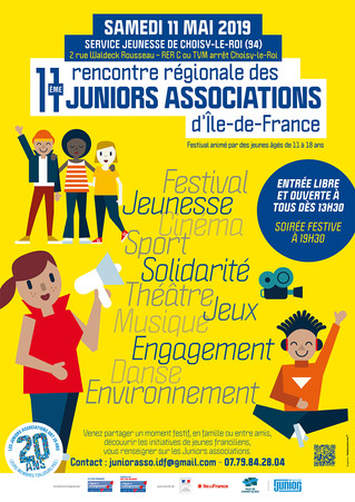 Rencontre régionale des Juniors Associations !