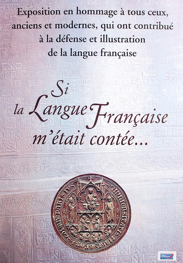 Centre social Asphate - Si la langue Française m'était contée