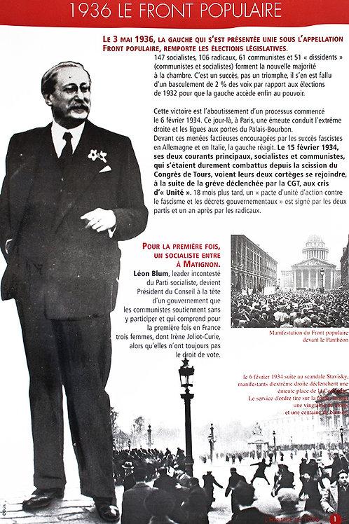 L'héritage de 1936