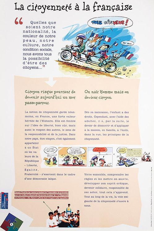 Citoyenneté à la française