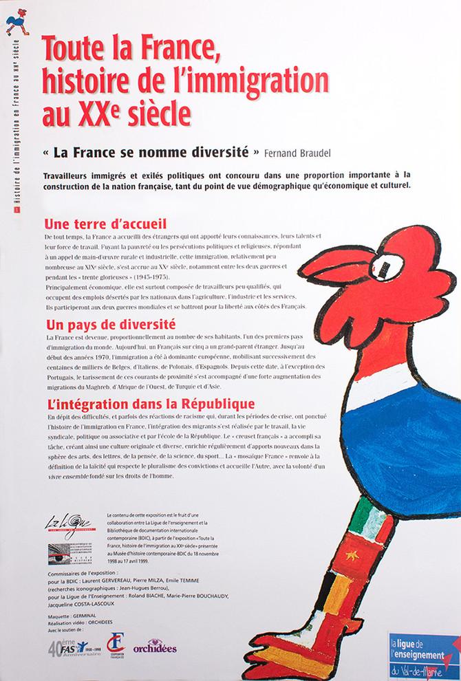 Histoire de l'immigration en France