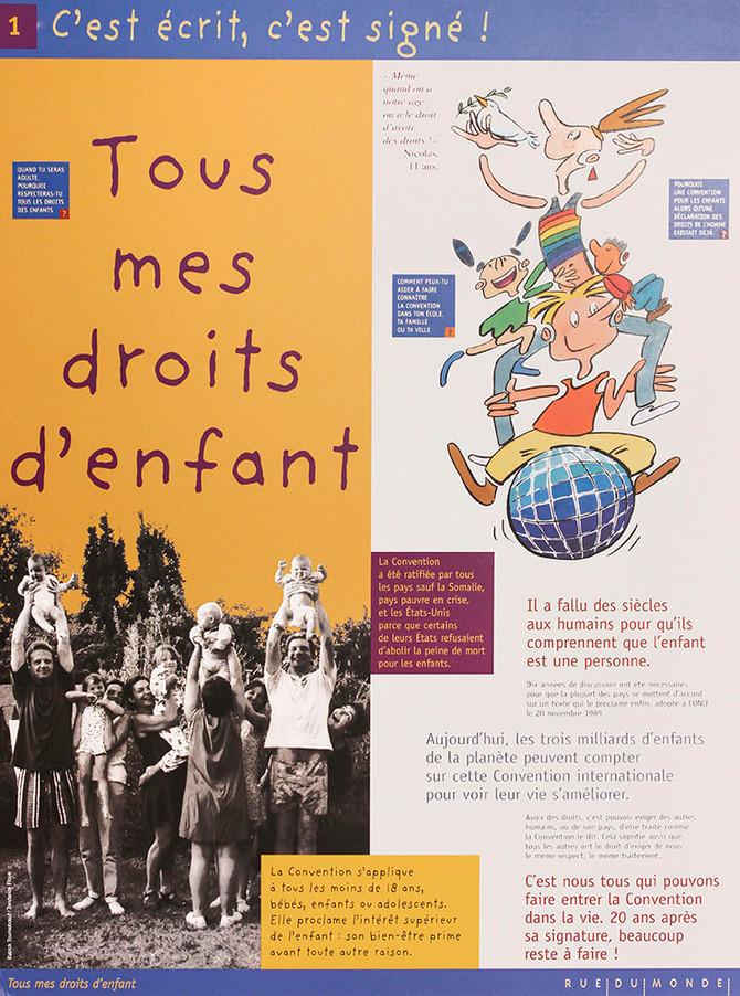 Centre social Asphate - Tous mes droits d'enfant