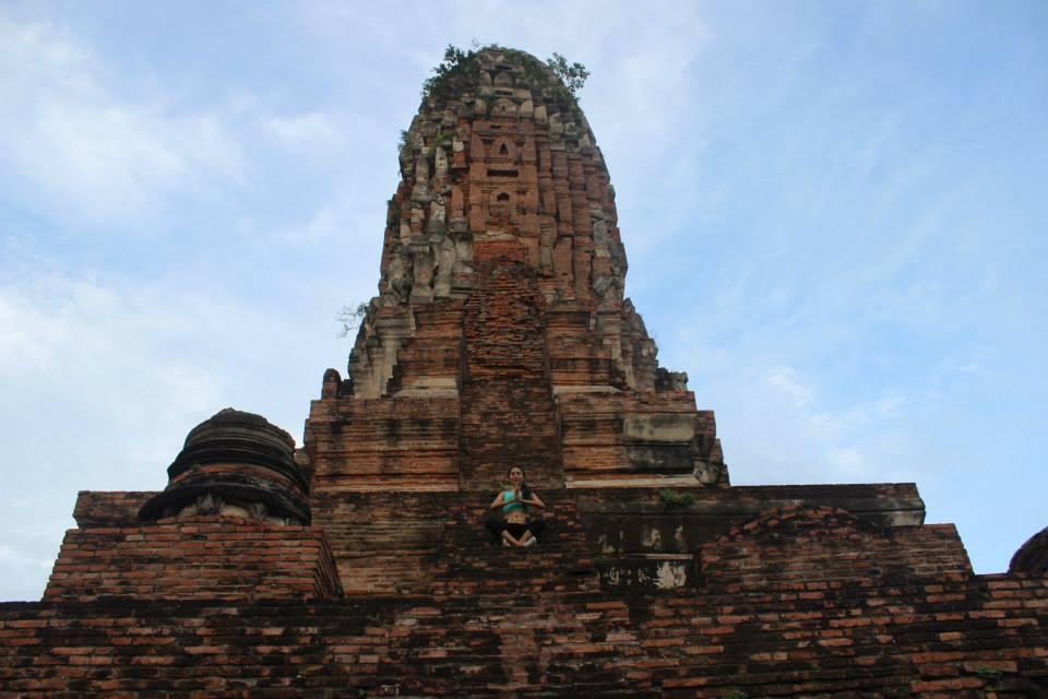 Sukhasana-Thailand