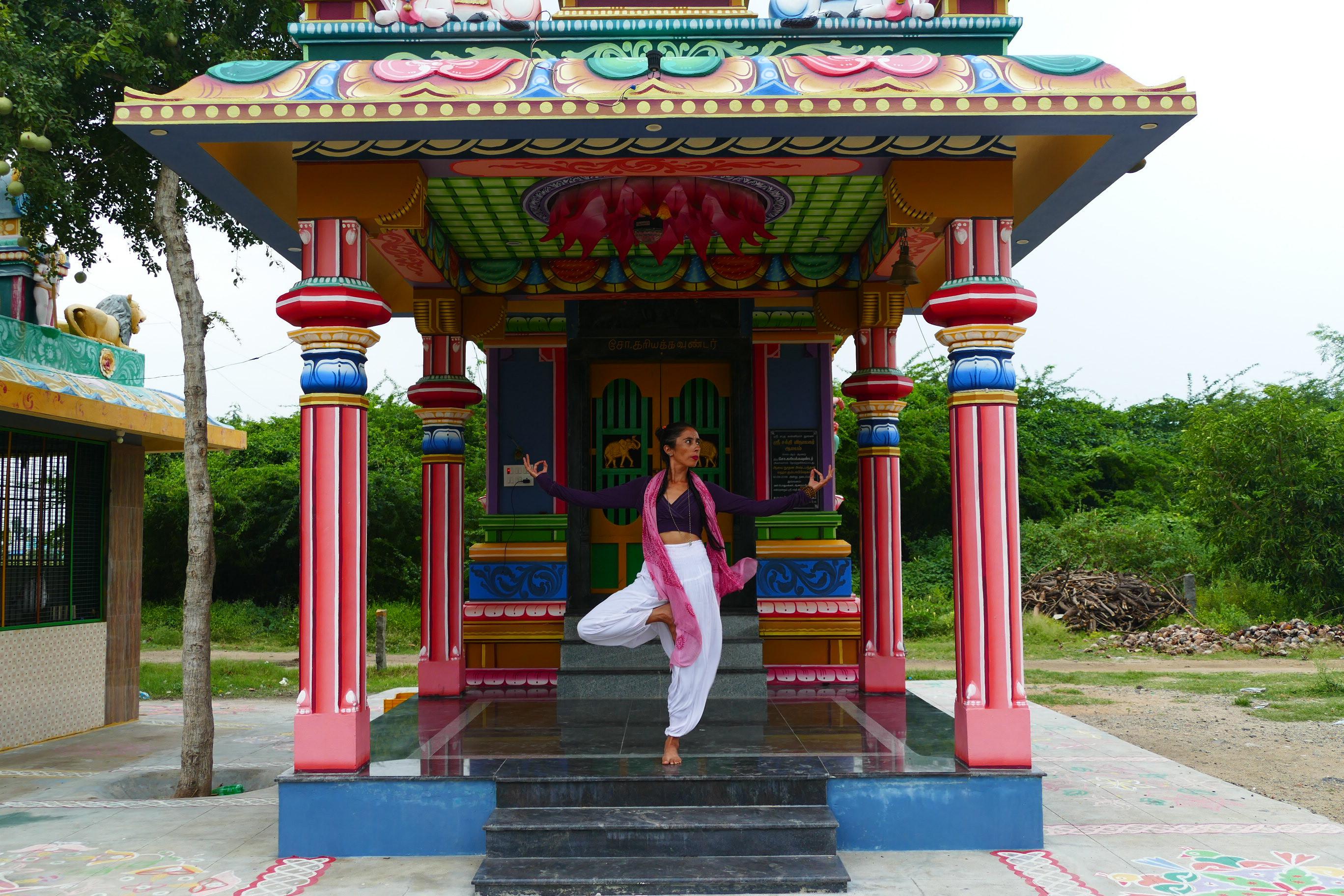 21 días de un Viaje Espiritual por India