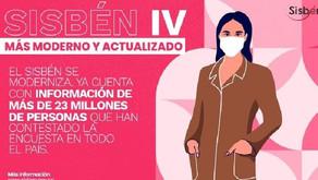 Ojo con nuevo Sisben Colombia para recibir dinero de subsidios estatales