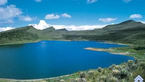Laguna Chisacá en el  Páramo del Sumapaz 2020