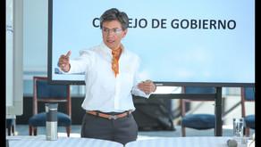 AGENDA DE GOBIERNO BOGOTÁ 2020-2023