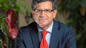 Hugo Acero, secretario de seguridad de Bogotá 2020