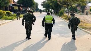 Mínimo siete municipios cundinamarqueses serán militarizados
