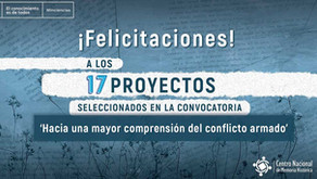 MinCiencias aprobó 16 proyectos de universidades del país para investigación del conflicto armado