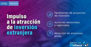 Gobierno lanzó estrategia para impulsar reactivación económica del sector comercio, industria