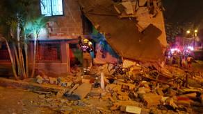 Explosión deja 9 heridos y más de 40 casas afectadas en Medellín