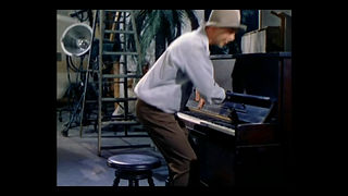 "Make 'em Laugh, chanson célèbre du film ""Singing in the Rain"""