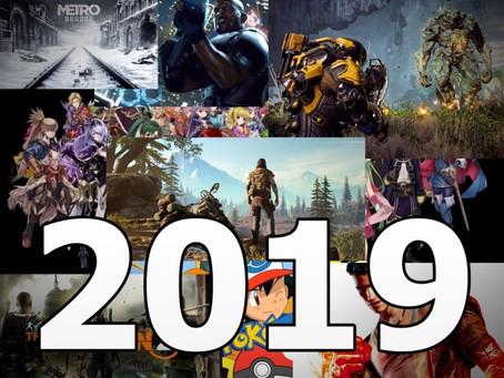 Ten Top Games of 2019