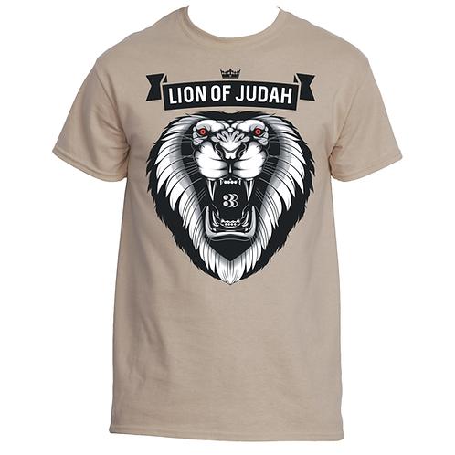 Sand Lion of Judah t-shirt