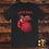 Fat Albert Let's Eat T-Shirt Black