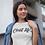 Christ Life T-Shirt white/black