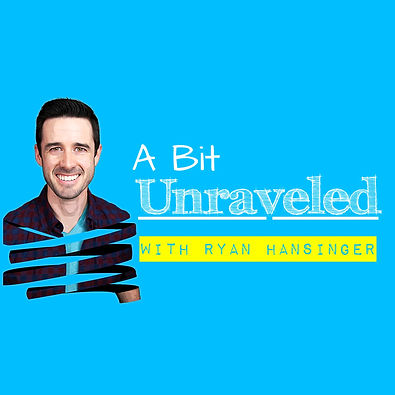 Unraveled Pod w full body cartoon unrave