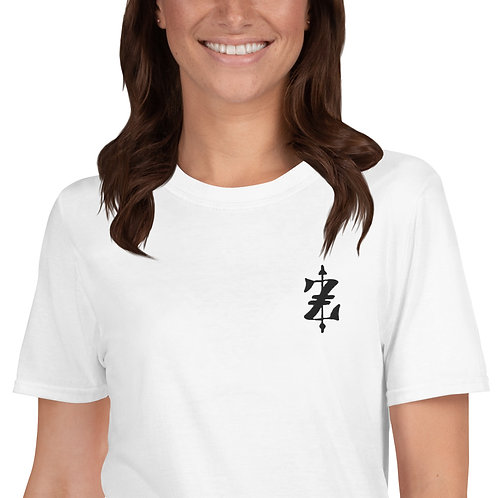 Women's Z Logo T-Shirt (White)