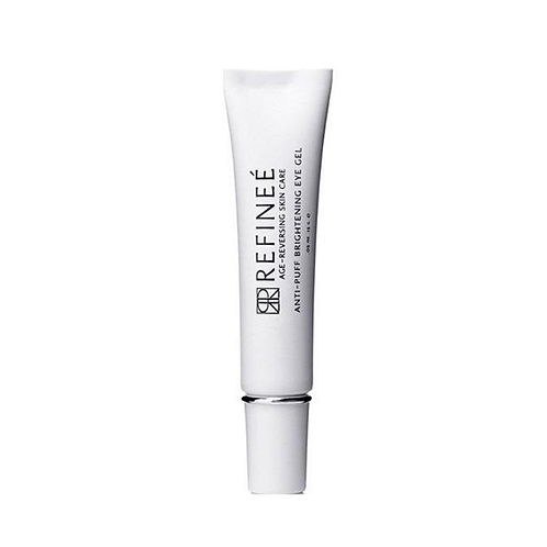 Anti- puff brightening eye gel