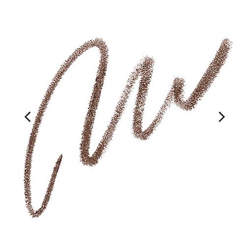Smear proof eyeliner-brown