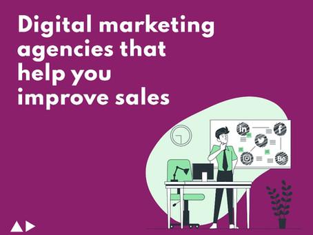 Best Digital marketing agencies Hyderabad to improve your sales