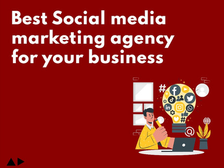 Best Social Media Marketing Agency For Your Business | Hyderabad