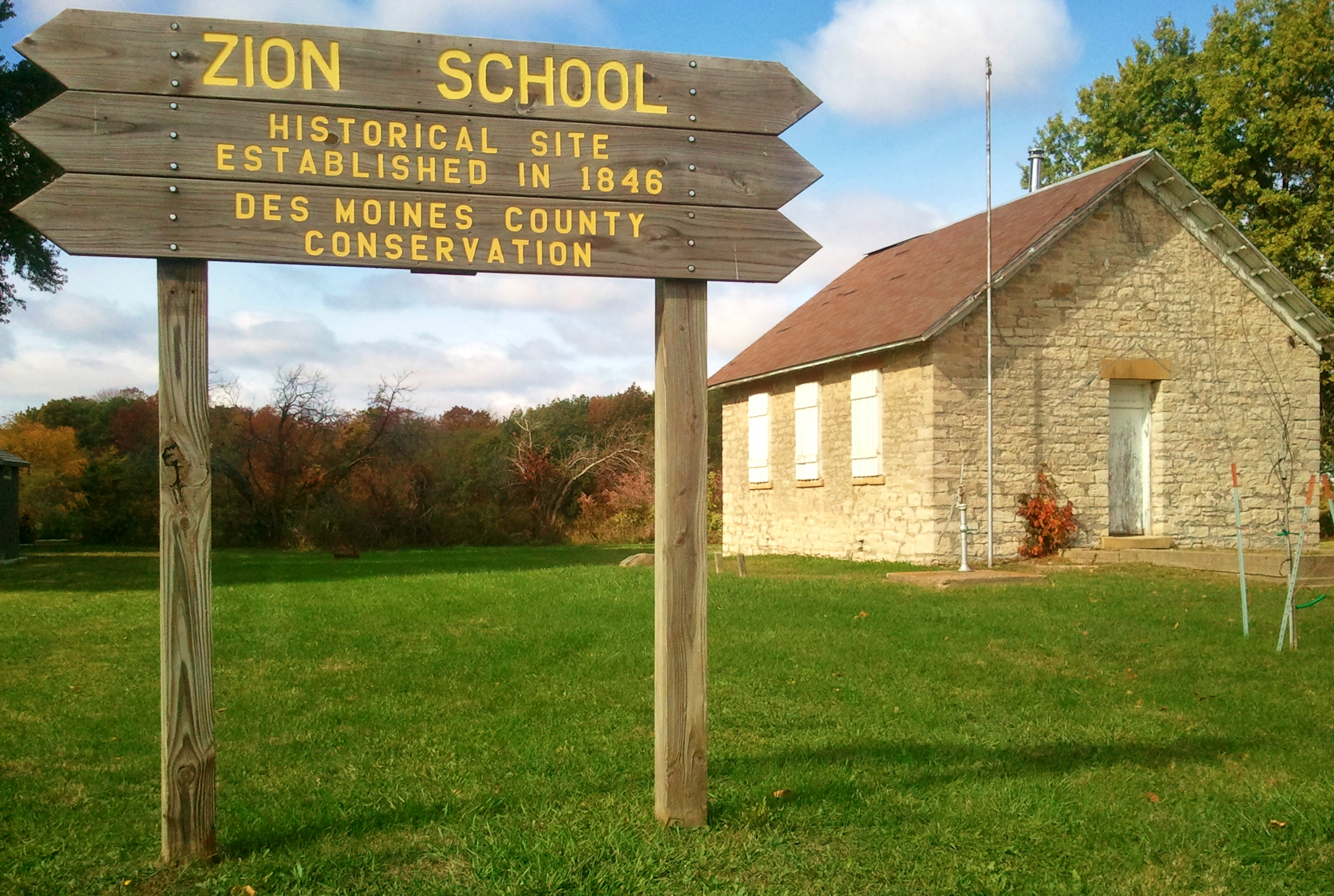 Old Zion Schoolhouse