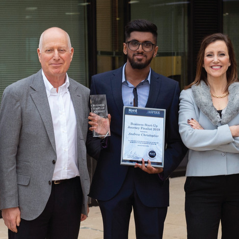 LDrive receives investment at University of Kent's Business Start-up Journey competition