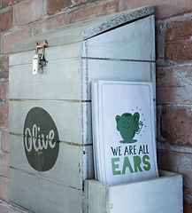 Olive Catering | Communication