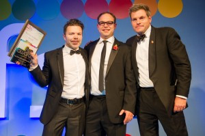 OLIVE TRIUMPHS AT FSM AWARDS